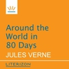 Vergrößerte Darstellung Cover: Around the world in 80 days. Externe Website (neues Fenster)