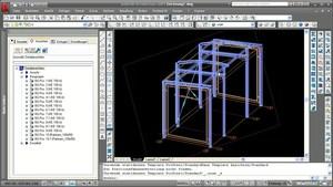 ProSteel: 2D-Werkstattplanung