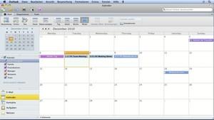 Outlook 2011 für Mac - Crashkurs