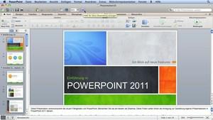 PowerPoint 2011 für Mac - Crashkurs
