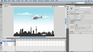 Neu in Adobe Flash CS5.5