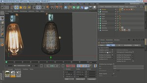 Realistisches Rendering mit CINEMA 4D