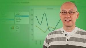 Excel 2010: Dynamische Diagramme
