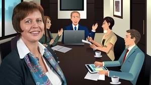 Besprechungen moderieren