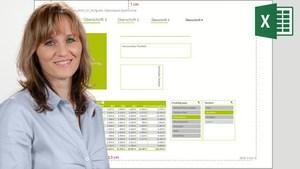 Excel 2013/2010: Firmenvorlagen im Corporate Design