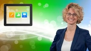 Pages, Numbers und Keynote auf dem iPad