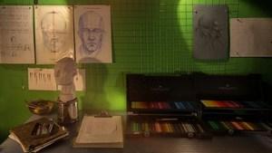 Zeichnen lernen: Porträt