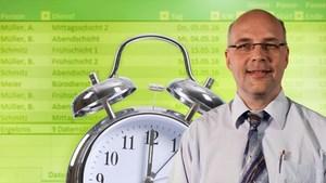 Excel-Workshop: Arbeitszeiterfassung