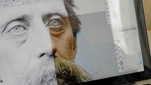 Meine Photoshop-Story: Dana Keller, Foto-Kolorierer