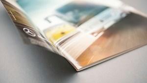 Ein Magazin gestalten