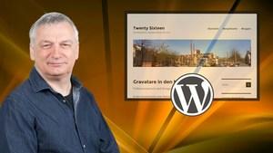 WordPress-Theme für Einsteiger - Twenty Sixteen