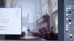 David Lesperance: Digital Environment Design