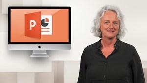 PowerPoint 2016 für Mac - Grundlagen