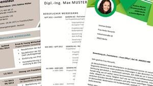 Professionelle Bewerbungsunterlagen erstellen