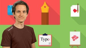 Photoshop für Designer: Grundlagen von Schrift