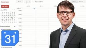 Google Kalender - Grundlagen