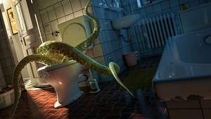 Uli Staigers Oktopus: Texturen, Licht und Rendering mit Cinema 4D