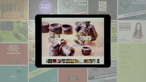 Adobe Spark Post: Grafiken für soziale Medien erstellen