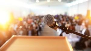 Rede, Vortrag, Präsentation: Die Bühnen-Basics