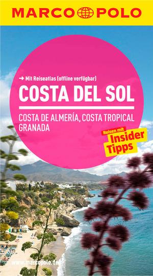 Costa del Sol, Costa de Almeria, Costa Tropical Granada