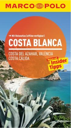 Costa Blanca, Costa del Azahar, Valencia Costa Cálida