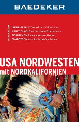 USA Nordwesten mit Nordkalifornien
