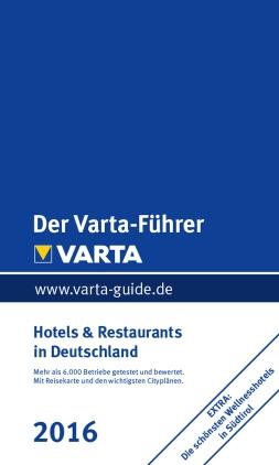 Der Varta-Führer 2016