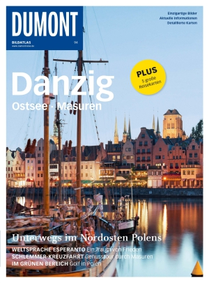 Danzig, Ostsee, Masuren