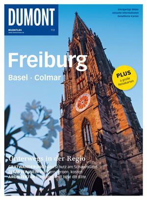 Freiburg, Basel, Colmar