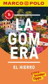 Vergrößerte Darstellung Cover: MARCO POLO Reiseführer La Gomera, El Hierro. Externe Website (neues Fenster)