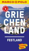 Vergrößerte Darstellung Cover: Griechenland - Festland. Externe Website (neues Fenster)