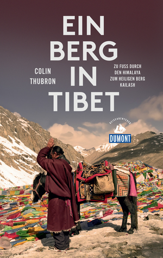 Ein Berg in Tibet
