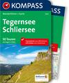 Vergrößerte Darstellung Cover: Kompass Wanderführer Tegernsee, Schliersee. Externe Website (neues Fenster)