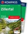Kompass Wanderführer Zillertal