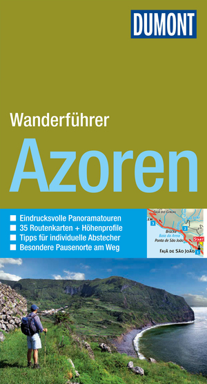 Wanderführer Azoren