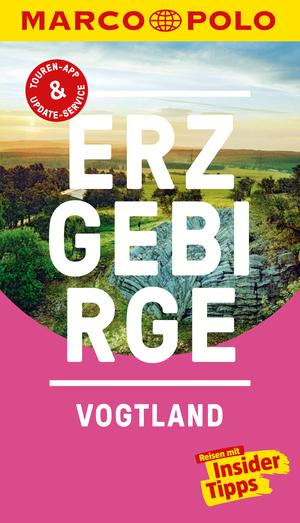 MARCO POLO Reiseführer Erzgebirge/Vogtland