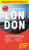 Vergrößerte Darstellung Cover: MARCO POLO Reiseführer London. Externe Website (neues Fenster)