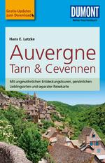 DuMont Reise-Taschenbuch Reiseführer Auvergne, Tarn & Cevennen