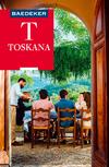 Vergrößerte Darstellung Cover: Baedeker Reiseführer Toskana. Externe Website (neues Fenster)