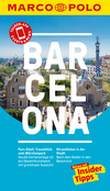 Vergrößerte Darstellung Cover: MARCO POLO Reiseführer Barcelona. Externe Website (neues Fenster)