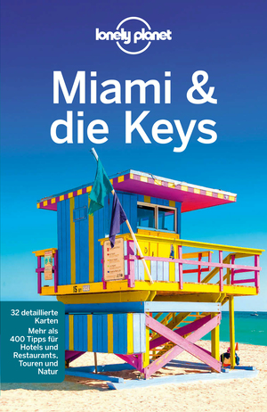 Lonely Planet Reiseführer Miami & the Keys