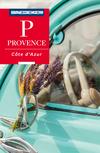 Vergrößerte Darstellung Cover: Baedeker Reiseführer Provence, Côte d'Azur. Externe Website (neues Fenster)