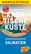 Vergrößerte Darstellung Cover: MARCO POLO Reiseführer Kroatische Küste Dalmatien. Externe Website (neues Fenster)