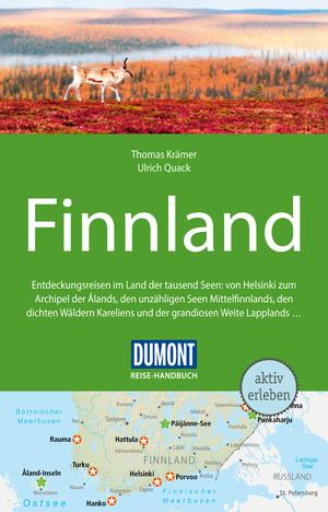 DuMont Reise-Handbuch Reiseführer Finnland