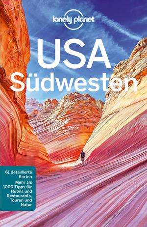 Lonely Planet Reiseführer USA Südwesten