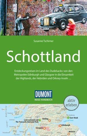 DuMont Reise-Handbuch Reiseführer Schottland