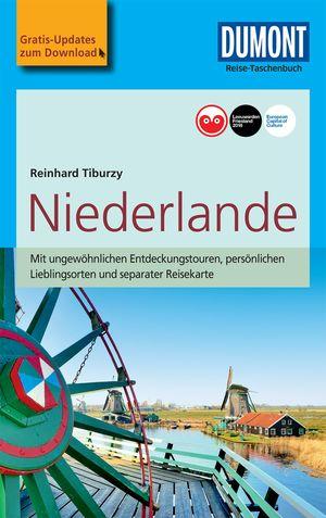 DuMont Reise-Taschenbuch Reiseführer Niederlande