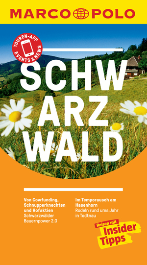 MARCO POLO Reiseführer Schwarzwald