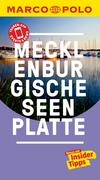 Vergrößerte Darstellung Cover: MARCO POLO Reiseführer Mecklenburgische Seenplatte. Externe Website (neues Fenster)