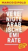Vergrößerte Darstellung Cover: MARCO POLO Reiseführer Vereinigte Arabische Emirate. Externe Website (neues Fenster)